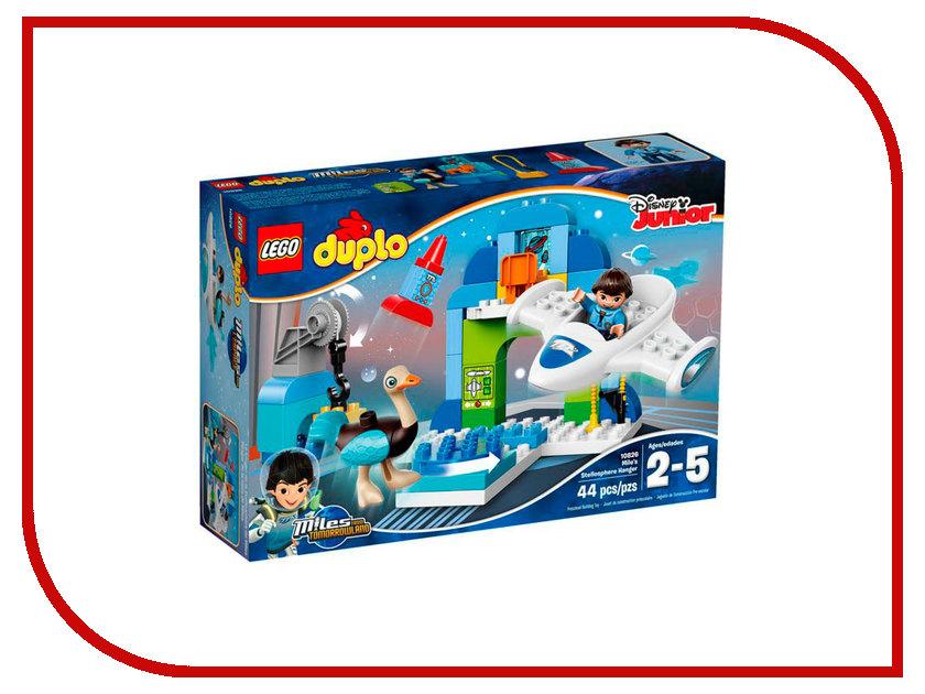 Конструктор Lego Duplo Стеллосфера Майлза 10826 lego duplo 10826 лего дупло стеллосфера майлза