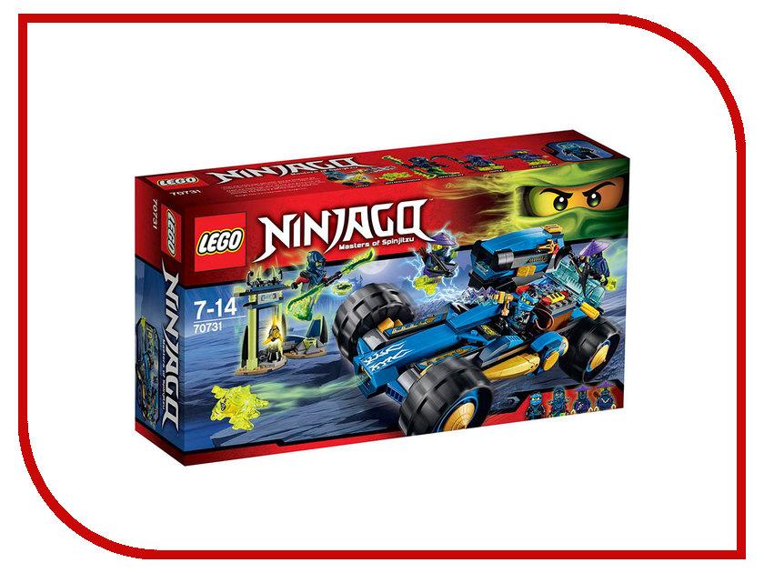 Конструктор Lego Ninjago Шагоход Джея 70731