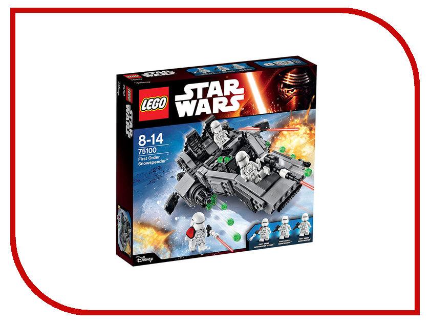 Конструктор Lego Star Wars Снежный спидер Первого Ордена 75100