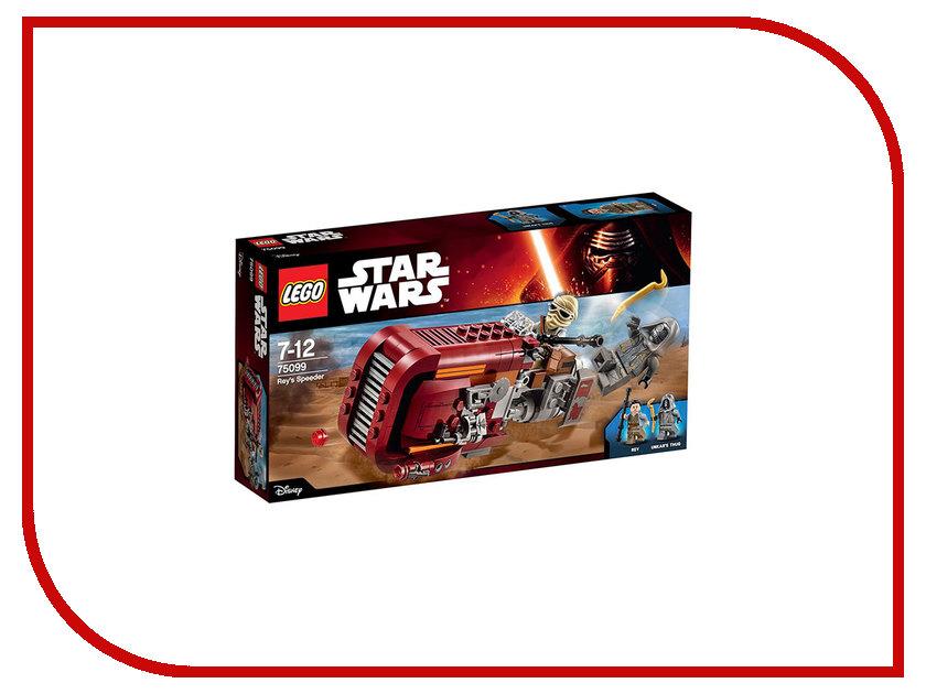 Конструктор Lego Star Wars Спидер Рей 75099