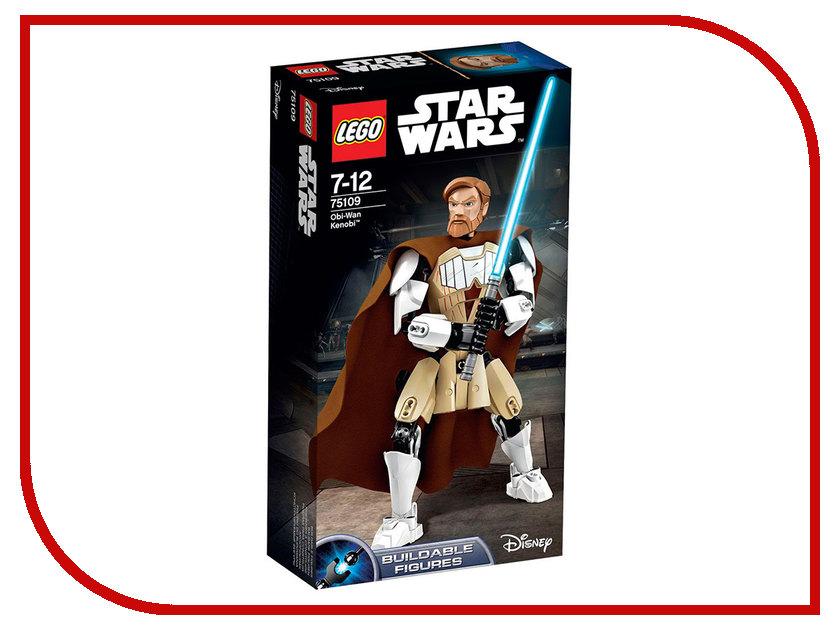 Конструктор Lego Star Wars Оби-Ван Кеноби 75109 конструктор lego 41308 кондитерская стефани
