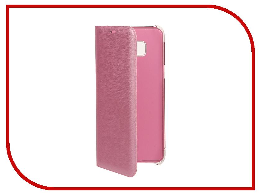 все цены на Аксессуар Чехол Samsung Galaxy S8 Plus BROSCO Pink SS-S8P-BOOK-PINK