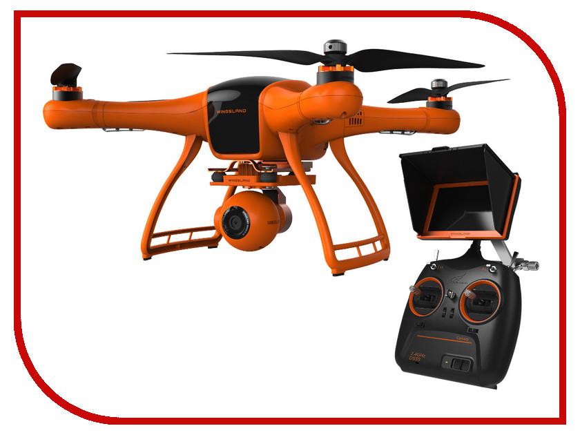 цены на Квадрокоптер Wingsland Minivet 5 FPV в интернет-магазинах