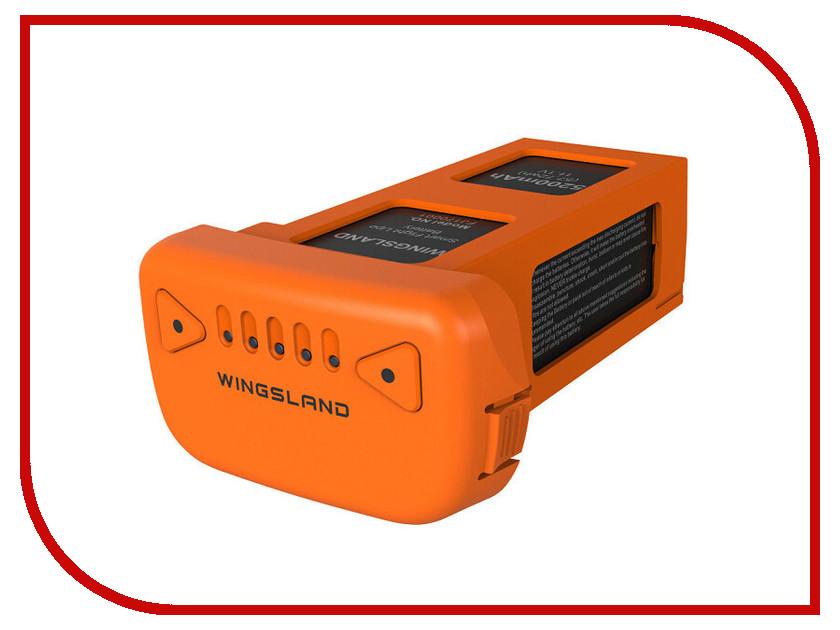 Аккумулятор Wingsland Li-Po 11.1В 5200 mAh Minivet WS-MV-1