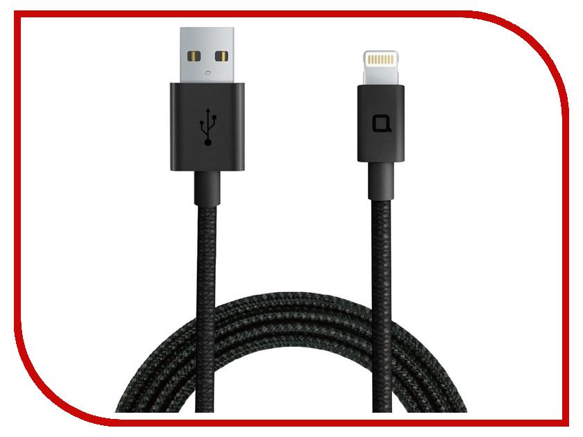 Аксессуар Nonda ZUS Kevlar Lightning to USB 1.2m LC33BKRN все цены