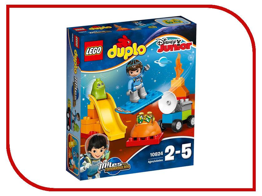 Конструктор Lego Duplo Космические приключения Майлза 10824 конструктор lego duplo лесной заповедник 10584
