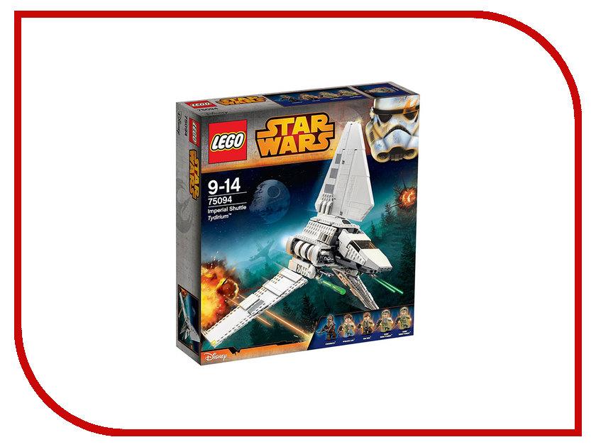 Конструктор Lego Star Wars Имперский шаттл Тайдириум 75094 lego lego star wars 75094 лего звездные войны имперский шаттл тайдириум