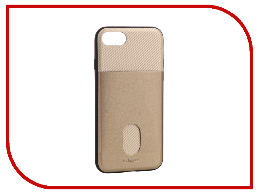 Аксессуар Чехол Rock Space Cana для iPhone 7 Gold 62676