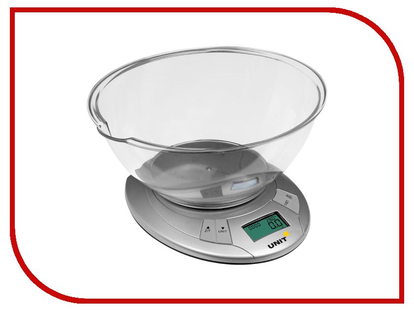 Весы UNIT UBS-2155 Grey<br>