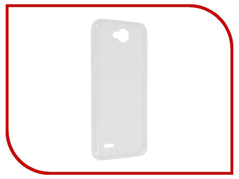 Аксессуар Чехол LG X Power 2 Svekla Transparent SV-LGXP2-WH аксессуар чехол xiaomi mi mix 2 svekla silicone transparent sv ximimix2 wh