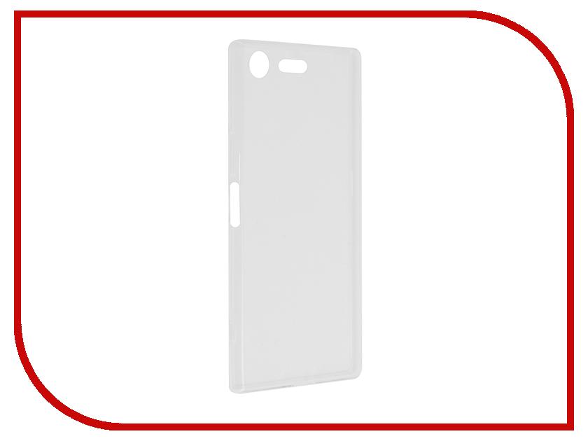 Аксессуар Чехол Sony Xperia XZ Premium G8141/G8142 Svekla Transparent SV-SOG8141-WH аксессуар чехол lenovo vibe c2 k10a40 svekla transparent sv lek10a40 wh
