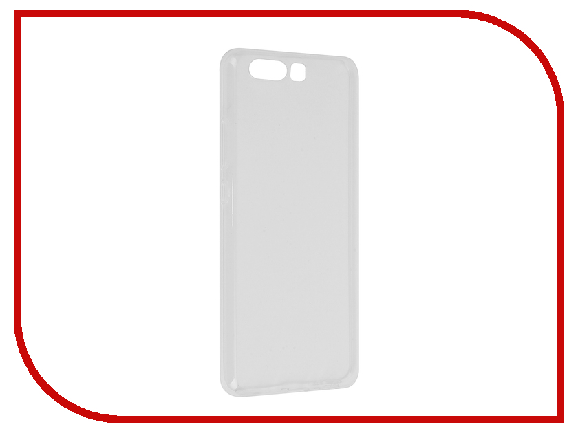 Аксессуар Чехол Huawei P10 Svekla Transparent SV-HWP10-WH