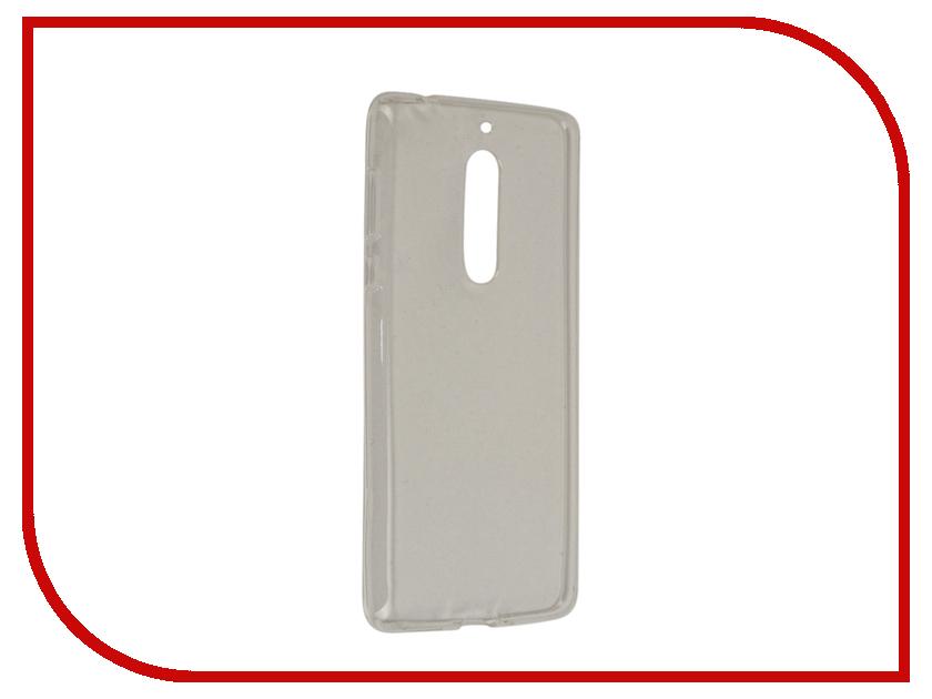 Аксессуар Чехол Nokia 5 Svekla Transparent SV-NO5-WH аксессуар чехол lenovo vibe c2 k10a40 svekla transparent sv lek10a40 wh