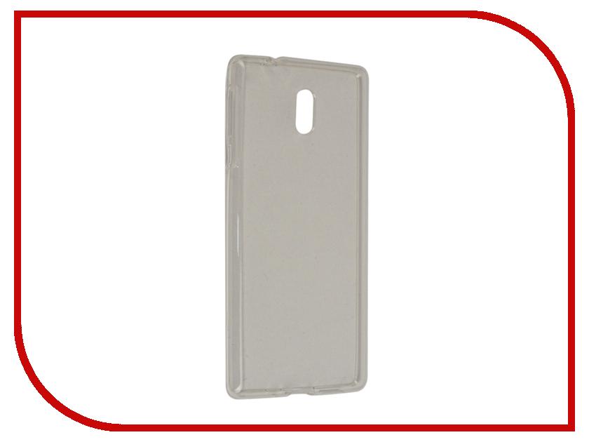 Аксессуар Чехол Nokia 3 Svekla Transparent SV-NO3-WH