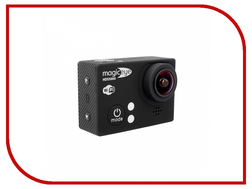 Экшн-камера Gmini MagicEye HDS6000 Black gmini magiceye hds4000 silver экшн камера