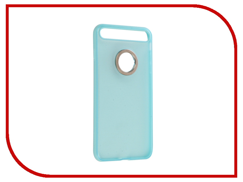 Аксессуар Чехол Rock Space Ring Holder для iPhone 7 Plus Light-Blue 47574 аксессуар ring rbag700