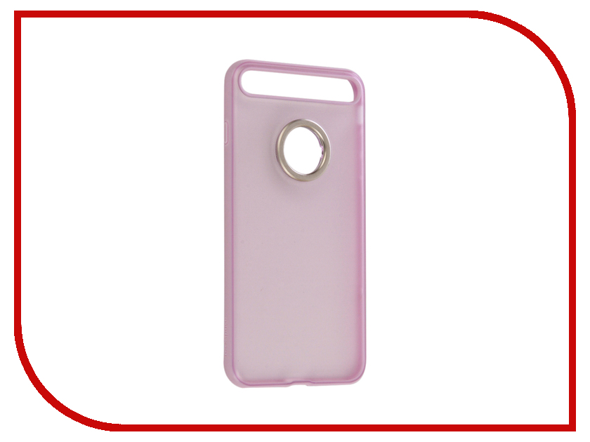 Аксессуар Чехол Rock Space Ring Holder для iPhone 7 Plus Light-Violet 47581 аксессуар ring rbag700