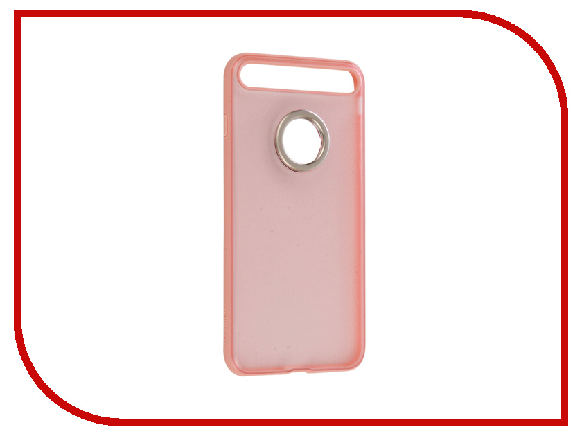 Аксессуар Чехол Rock Space Ring Holder для iPhone 7 Plus Light-Pink 47598 аксессуар ring rbag700