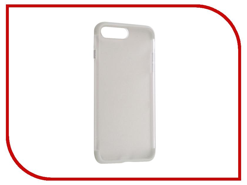 Аксессуар Чехол Rock Cheer для iPhone 7 Plus White 47659 аксессуар чехол rock touch series silicone для iphone 7 plus rpc1153 light blue