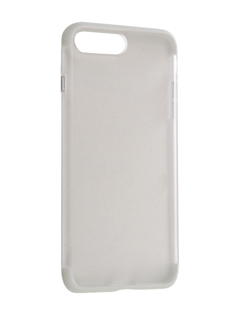 Аксессуар Чехол Rock для iPhone 7 Plus Cheer White 47659 аксессуар чехол ipapai для iphone 6 plus ассорти морской