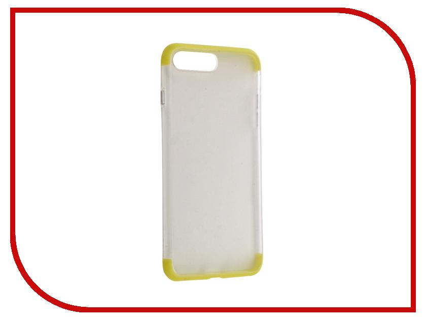 Аксессуар Чехол Rock Cheer для iPhone 7 Plus Green 47673 аксессуар чехол rock elite series для iphone 7 plus black