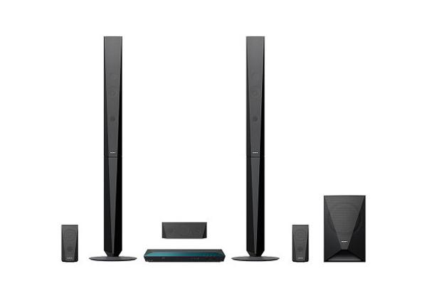Комплект Sony BDV-E4100 Black домашний кинотеатр sony bdv n9200w 1200вт черный