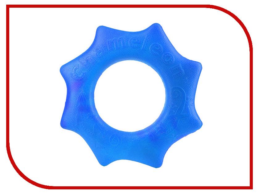 Игрушка Chameleon Changing Colorz Большое летающее кольцо Фрисби Blue 89102