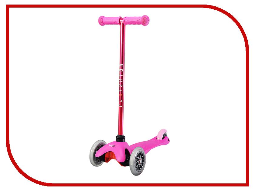 Самокат Playshion Mini Kids Pink