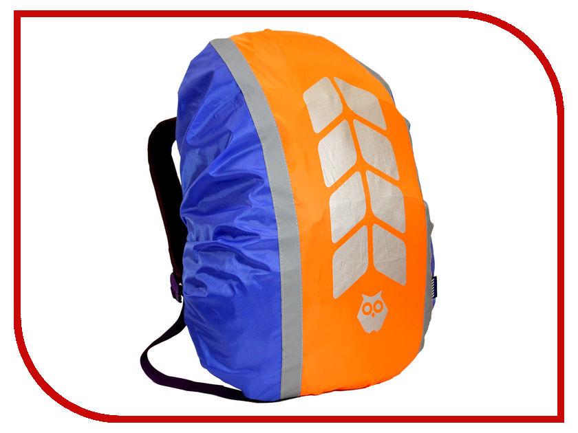 Аксессуар Чехол на рюкзак Protect Микс Cornflower-Orange 555-502