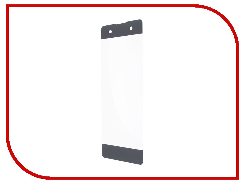 Аксессуар Защитное стекло для Sony Xperia XA1 BROSCO 3D Black XA1-3D-GLASS-BLACK аксессуар защитное стекло sony xperia xa1 plus brosco 0 3mm black xa1p 3d glass black