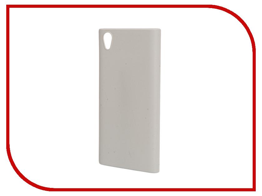 Аксессуар Чехол Sony Xperia L1 BROSCO White L1-4SIDE-ST-WHITE аксессуар чехол sony xperia xa1 brosco white xa1 4side st white