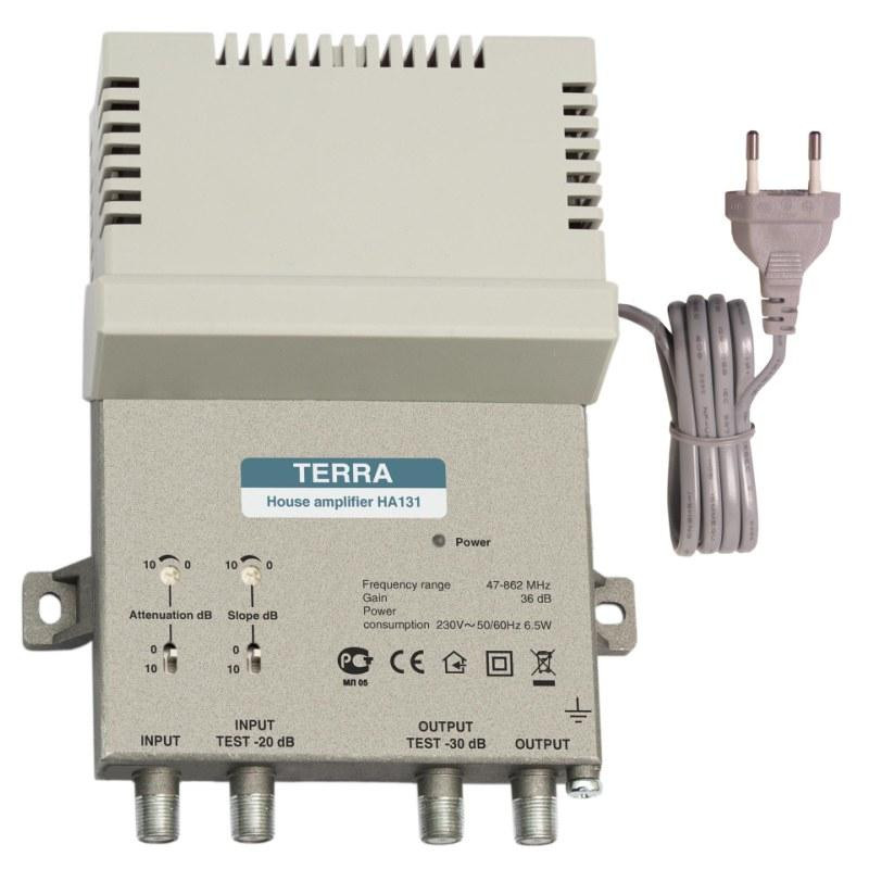 Домовой усилитель Terra HA131