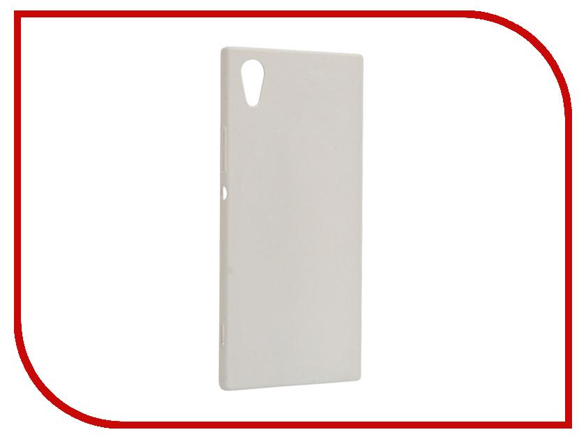 Аксессуар Чехол Sony Xperia XA1 BROSCO White XA1-4SIDE-ST-WHITE аксессуар чехол sony xperia xa1 ultra brosco black xa1u 4side st black