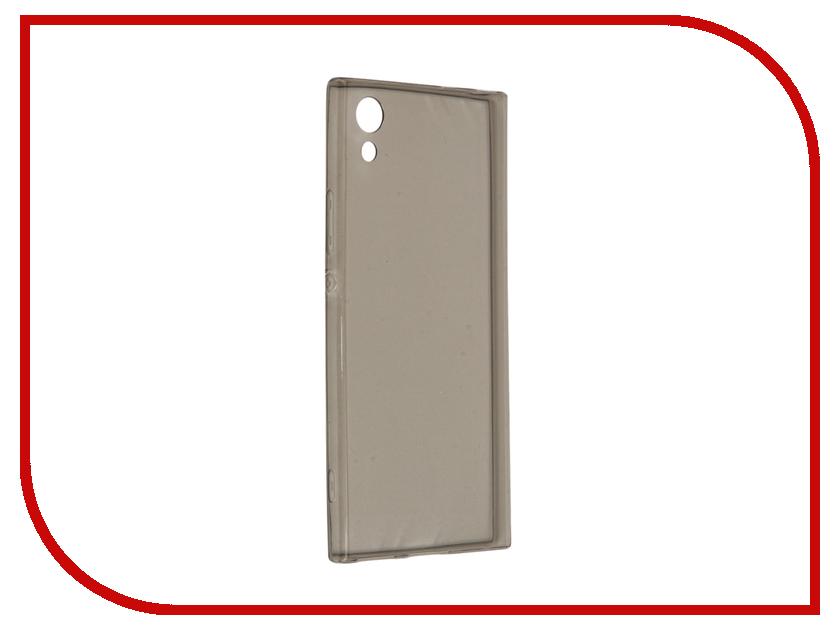 Аксессуар Чехол Sony Xperia XA1 BROSCO Silicone Black XA1-TPU-BLACK ip6 tpu bmp black