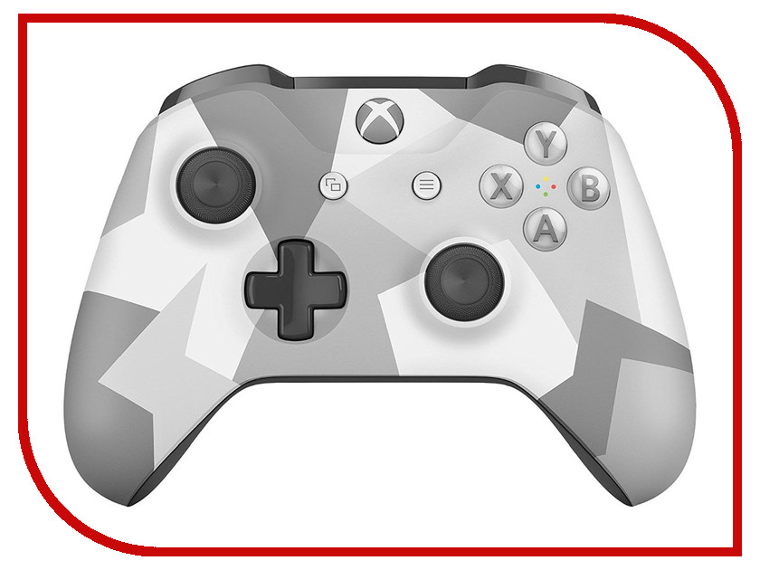 Геймпад Microsoft XBOX One Wireless Controller Winter Forces WL3-00044