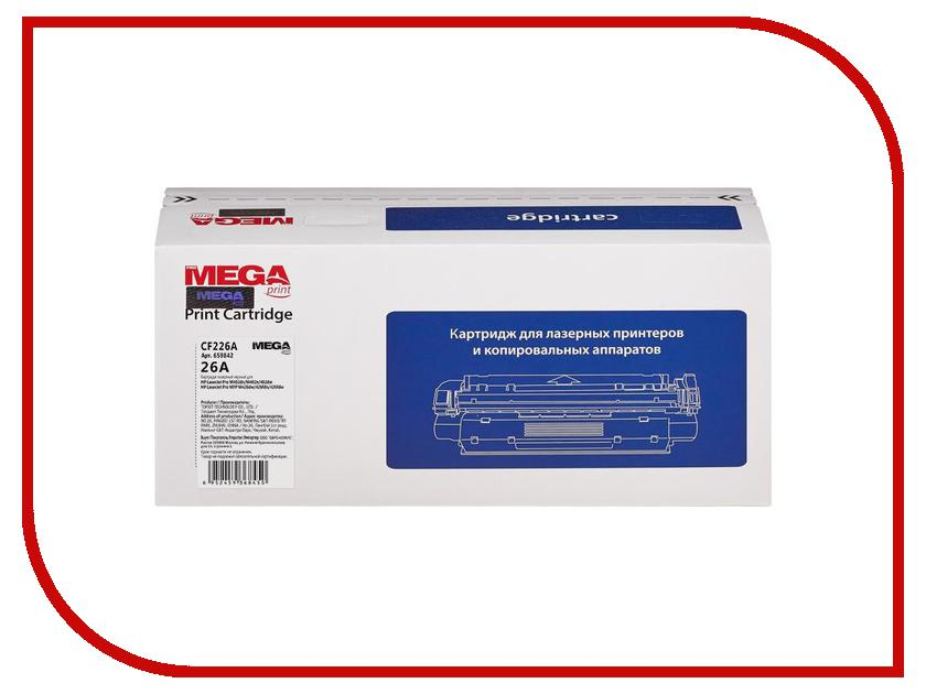 Картридж ProMega Print 26A CF226A Black для HP LJ Pro MFP M426fdw