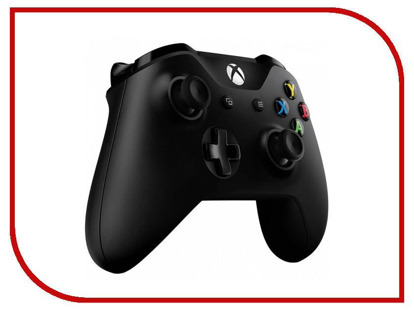 Геймпад Microsoft XBOX One Wireless Controller Black 6CL-00002 геймпад игра microsoft xbox one wireless controller gears of war ultimate edition