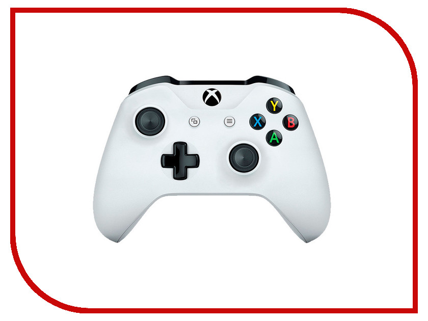 Геймпад Microsoft XBOX One Wireless Controller White TF5-00004 геймпад игра microsoft xbox one wireless controller gears of war ultimate edition