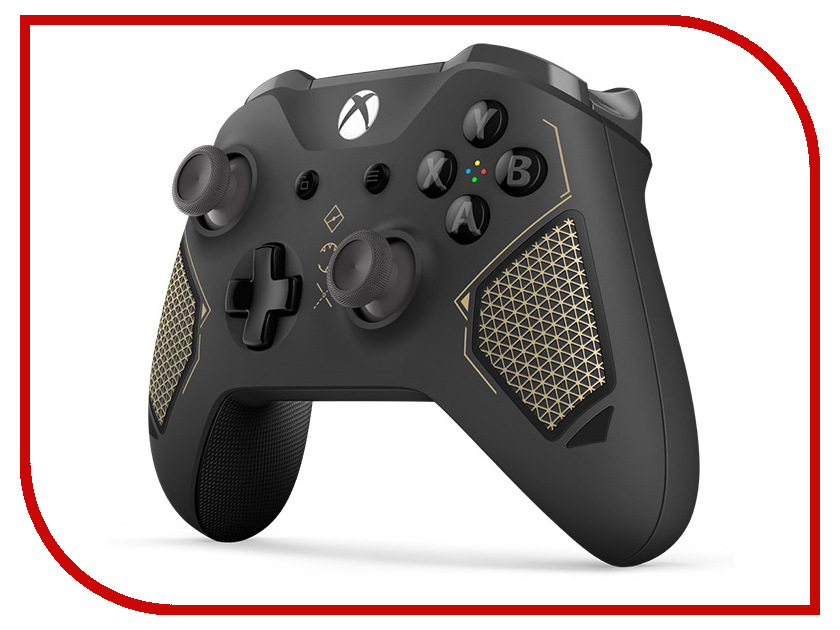 Геймпад Microsoft Xbox One Wireless Controller Recon Tech Special Edition WL3-00032 котмаркот зеленая в полоску