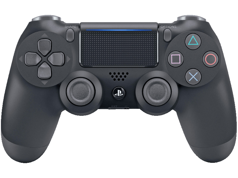 Фото - Sony DualShock 4 v2 (CUH-ZCT2E) Black gamepad playstation 4 cuh zct2 ps4 dualshock 4 ps