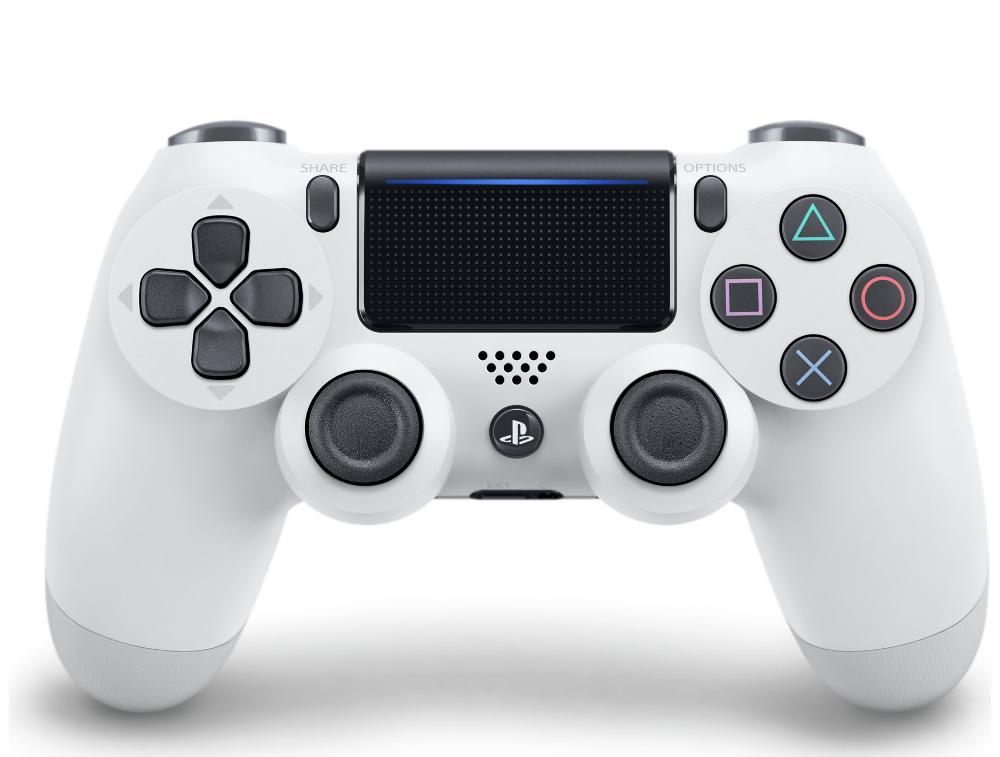 Sony DualShock 4 v2 (CUH-ZCT2E) White