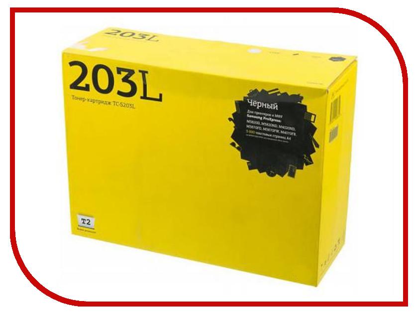 Картридж T2 TC-S203L для Samsung ProXpress M3820D/M3820ND/M4020ND/M3870FD/M3870FW/M4070FR с чипом<br>