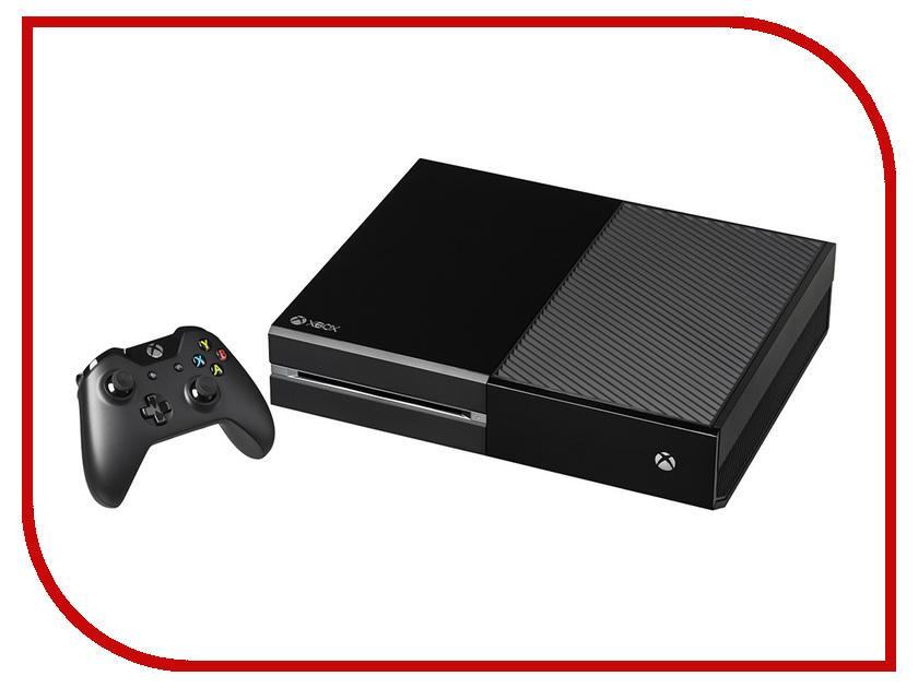 Игровая приставка Microsoft XBOX One 500Gb + Halo Master Chief Collection 5C6-00074 от Pleer
