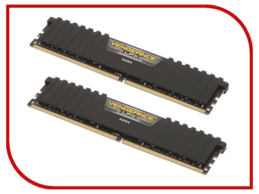 Модуль памяти Corsair Vengeance LPX DDR4 DIMM 3000MHz PC4-24000 CL15 - 32Gb KIT (2x16Gb) CMK32GX4M2B3000C15 pc4 24000 ddr4 dimm apacer