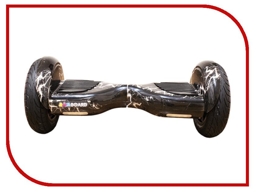 Гироскутер Zaxboard ZX11-007 Pro Самобалансировка + влагозащита Black Lightning