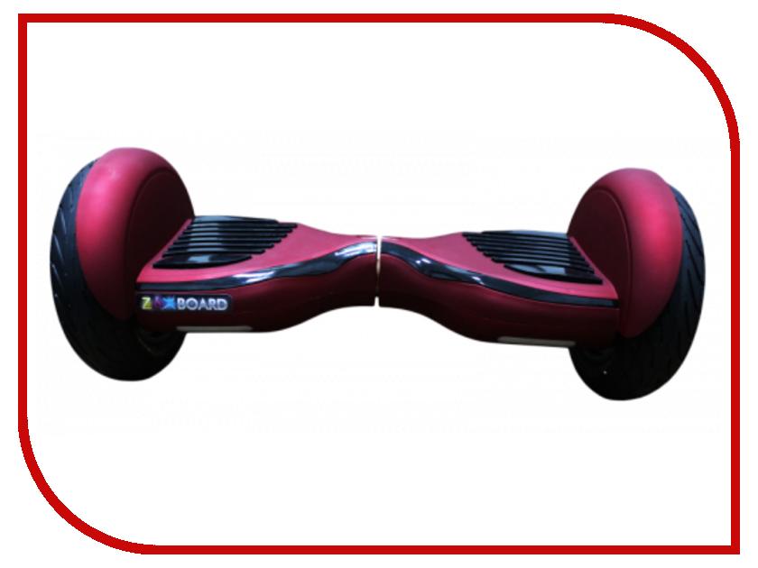 Гироскутер Zaxboard ZX11-070 Pro Самобалансировка + влагозащита Vinous Mat гироскутер zaxboard zx11 082 pro самобалансировка влагозащита pink space