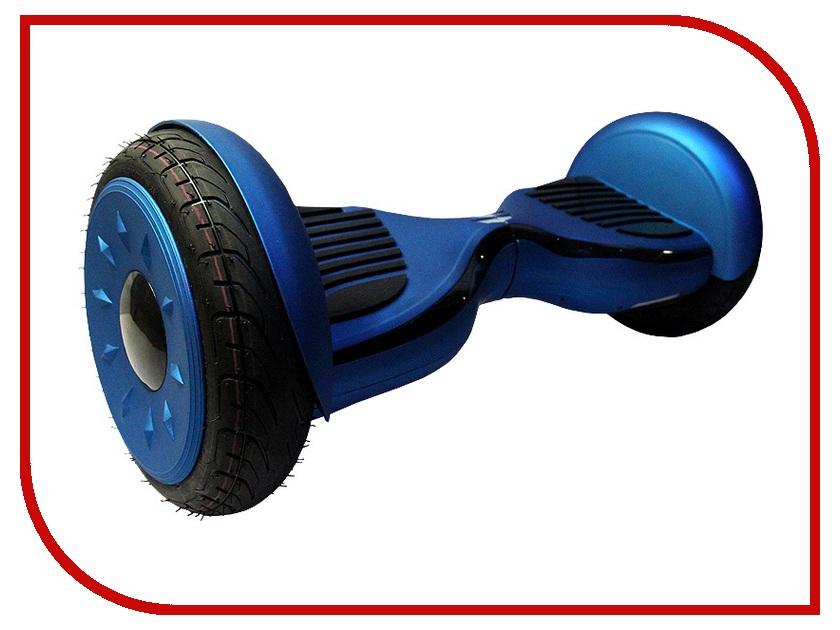 Гироскутер Zaxboard ZX11-073 Pro Самобалансировка + влагозащита Blue Mat