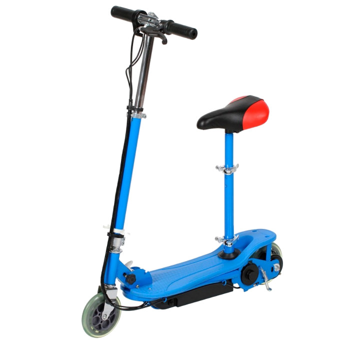 Электросамокат Tanko T3 Blue с сиденьем цена