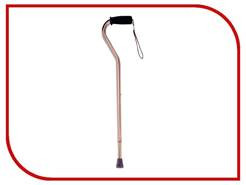 Трость Тривес с мягкой ручкой Bronze TN-103