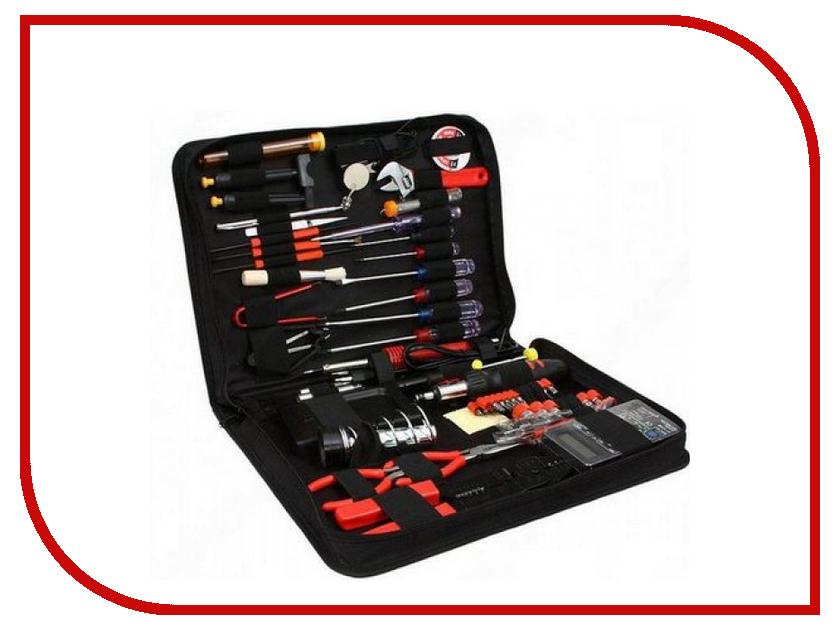 Набор инструмента Gembird Cablexpert TK-ELECC набор инструмента cablexpert tk pro 01